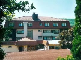 Hotel-Gasthof Hirschen, Blumberg (Fürstenberg yakınında)