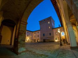 Hotel La Tavola Rotonda, Cortemaggiore (San Pietro In Cerro yakınında)