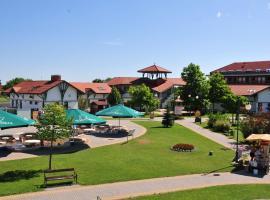 Ceglédi Apartmanpark & Kemping, Cegléd (рядом с городом Albertirsa)