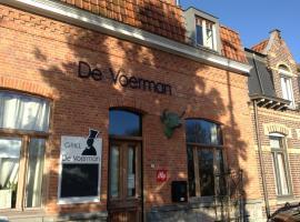 Rooms De Voerman, Ypres