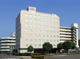 Hotel Mark-1 Abiko, Abiko (Fujishiro yakınında)