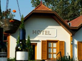 Hotel Vineyard Inn, Надьканижа
