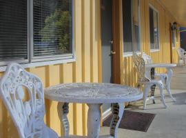 Redwood Suites, Ferndale