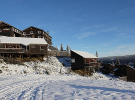 Kvitfjell Alpinhytter, Kvitfjell