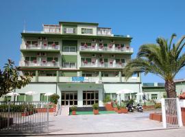 Hotel Germania, Praia a Mare