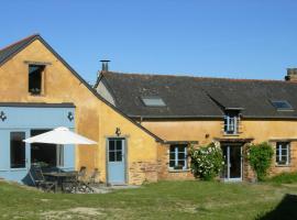 Chambres d'hôtes La Penhatière, Baulon (рядом с городом Treffendel)