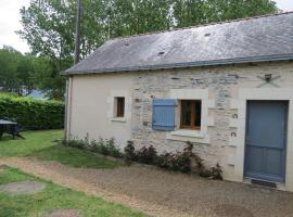 Chambres d'Hôtes La Loge, Corné (рядом с городом Bauné)