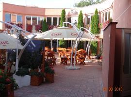 Hotel Sugas, Сфынту-Георге