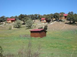 Bungalows Las Majadas, Nuño Gómez (Hormigos yakınında)