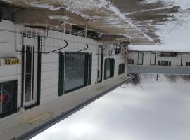 Twi-Lite Motel, Moosomin (Miniota yakınında)