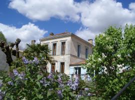 Domaine La Fontaine B&B, Soubran (рядом с городом Allas-Bocage)