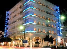Maniatis Hotel, Спарта (рядом с городом Kokkinórrakhi)