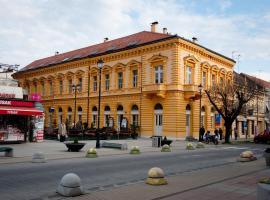 Rooms Slavonija, Daruvar (рядом с городом Badljevina)