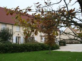 La Croix de la Jarrie, Châtres (рядом с городом Fontenay-Trésigny)
