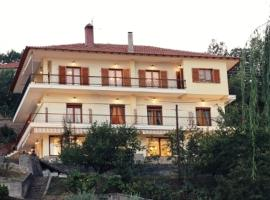 Guesthouse Ahillion, Nestorio