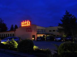 Hotel Żagiel, Niewiesze