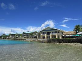 Marshall Islands Resort