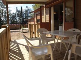 Camping Bolaso, Эхеа-де-лос-Кабальерос (рядом с городом Valareña)