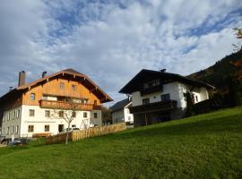 Ferienhaus Lederberg, Mondsee