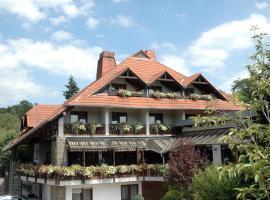 Hotel - Reweschnier, Kusel (Sankt Julian yakınında)