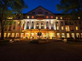 Kulturhotel Kaiserhof, Bad Liebenstein (Breitungen yakınında)