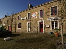 La Boule d'Or, Malicorne-sur-Sarthe (рядом с городом Courcelles-la-Forêt)