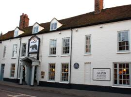The Bear Hotel, Hungerford