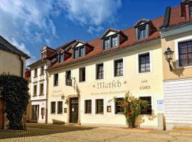 Matsch - Plauens älteste Gastwirtschaft, Plauen (Reusa yakınında)