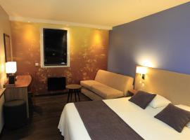 Qualys Hotel Reims Tinqueux, Reims