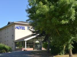 Inter-Hotel Château-Gontier Le Clos de l'Orgerie, Château-Gontier