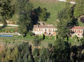 Apartamentos Rurales Les Barnedes, Мольо (рядом с городом Les Bains de la Preste)