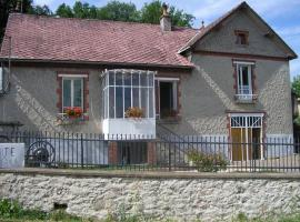 Gîte Meublé, Anost