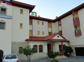 Hotel La Torre, Miajadas (Santa Amalia yakınında)