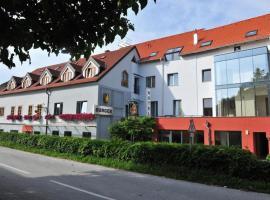 Gasthof Hotel Zur goldenen Krone, Furth (Mautern yakınında)