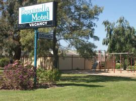 Peppinella Motel, Ballarat (Trunk Lead yakınında)