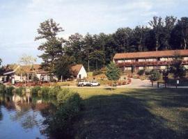 Hotel Restaurant des Lacs, Контрексвиль