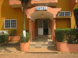 Hotel Le Fibi, Yaoundé (Nkomo yakınında)