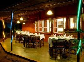 Dudhsagar Spa Resort, Molem (рядом с городом Collem)