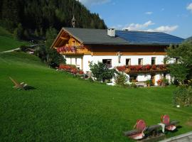 Oberschoellberghof, Lutago (Malghe di Mezzomonte yakınında)
