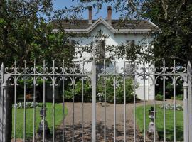 La Maison D'hôtes du Parc, Роншан