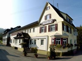 Hotel Forellengasthof Waldeck, Horb am Neckar (Ihlingen yakınında)