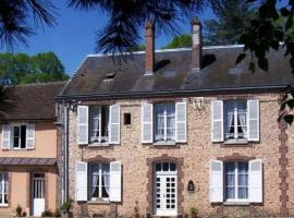 Ferme du Château, Bailleau-l'Évêque