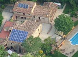 Mas Fuselles, Cornellá de Terri (Borgoñá yakınında)