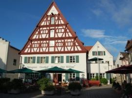 Metzgerei Gasthof Romantikhotel Der Millipp, Beilngries