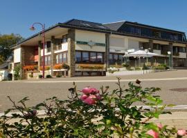 Hotel Eifeler Hof, Manderfeld (Holzheim yakınında)