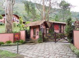 Country Ville Hotel, Teresópolis (Canoas yakınında)