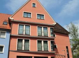 Hotel Cafe Leda, Haigerloch (Erlaheim yakınında)
