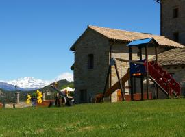 Casas Rurales Pirineo, Gerbe (Morillo de Tou yakınında)