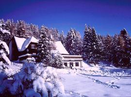 Almgasthof Judenburger Hütte, Katschwald (Mönchegg yakınında)