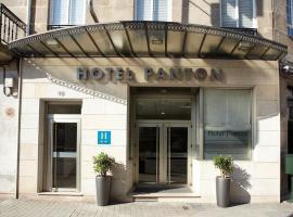 Hotel Pantón, Vigo